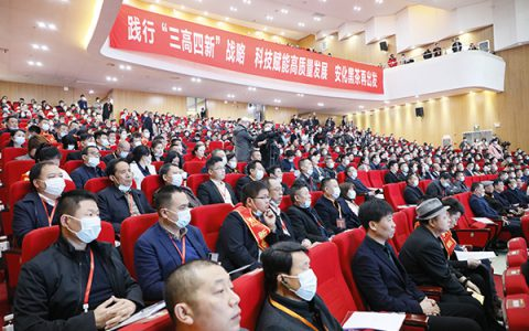安化黑茶产业发展大会召开 湖南华莱荣获多项殊荣