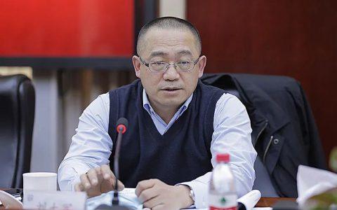 中国节能环保集团副总经理刘大军一行到公司调研指导工作
