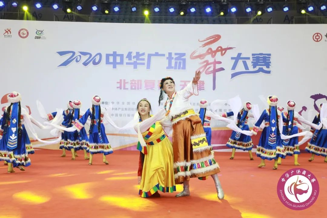USANA葆婴助力首届中华广场舞大赛北部复赛天津站