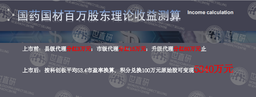 """揭秘国材济世的""""大单模式"""":官方与经销商签订合作协议,承诺配送原始股"""