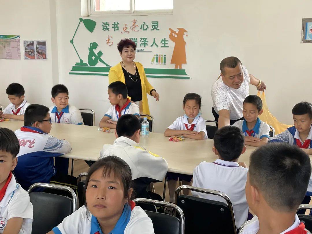 聚慈善力量:尚赫寰宇爱心大使张义荣暖心回访