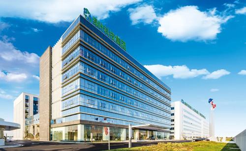 《人生半坡》——绿叶科技集团董事长徐建成