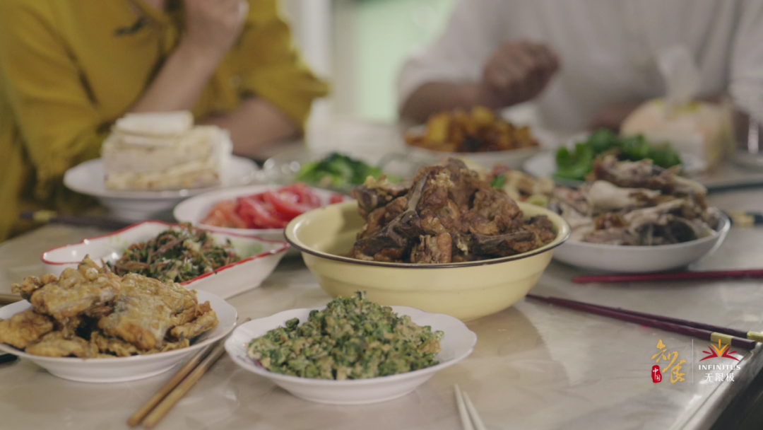 无限极独家总冠名的《知食中国》寻味圣城